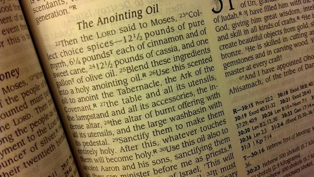 Exodus Anointing Blend