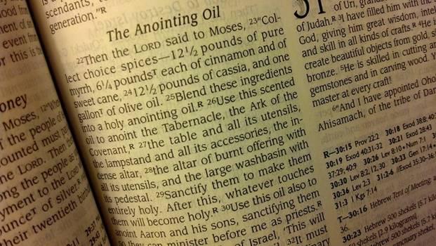 Exodus Anointing Blend