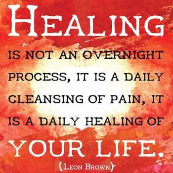 Deep Healing Blend