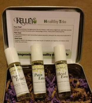 Healthy Roll On Essentials Trio