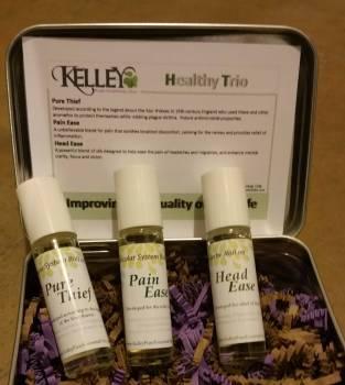 Healthy Roll On Essentials Trio