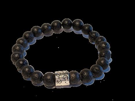 7 - Lava Aromatherapy Diffuser Bracelet